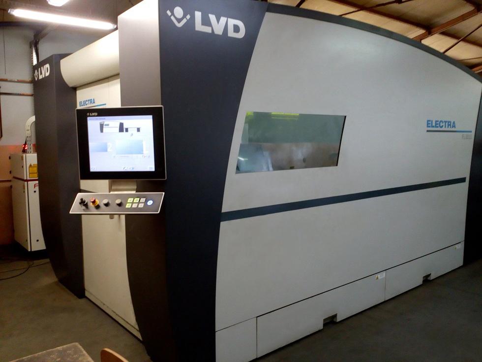 9 Laser LVD 2D